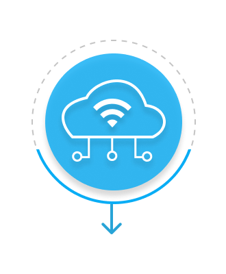 cloud with wifi
